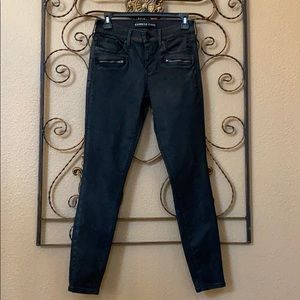 Express coated jeans